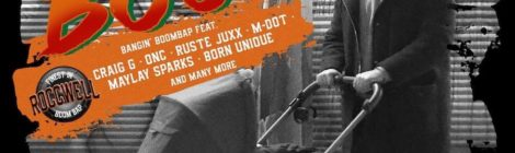 Roccwell - Still Lovin' Boombap [album] feat.  M-Dot, Ruste Juxx, Born Unique and Wildelux
