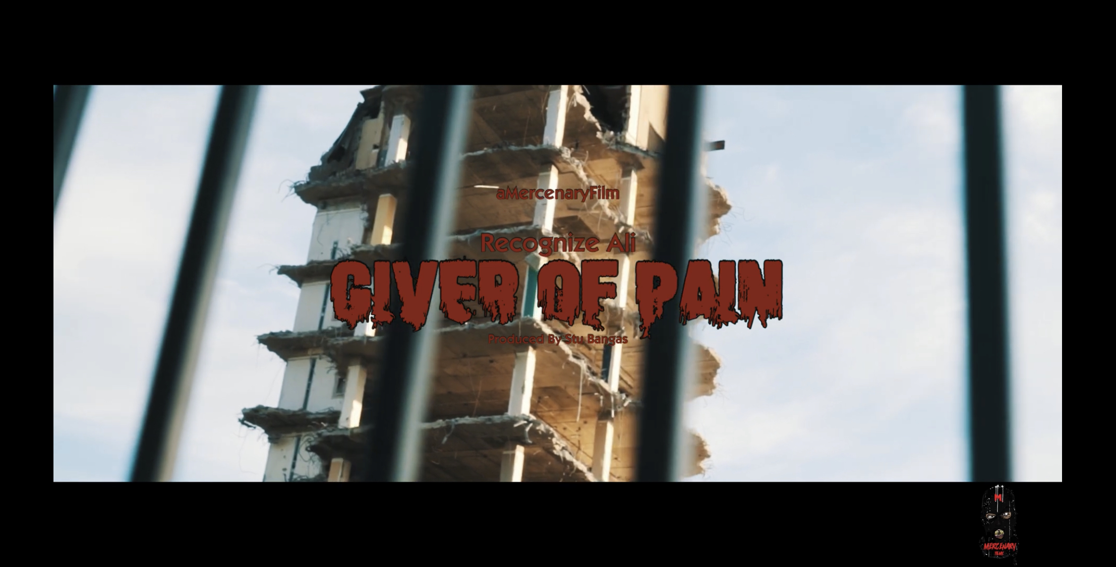 Recognize Ali & Stu Bangas - Giver Of Pain | Video