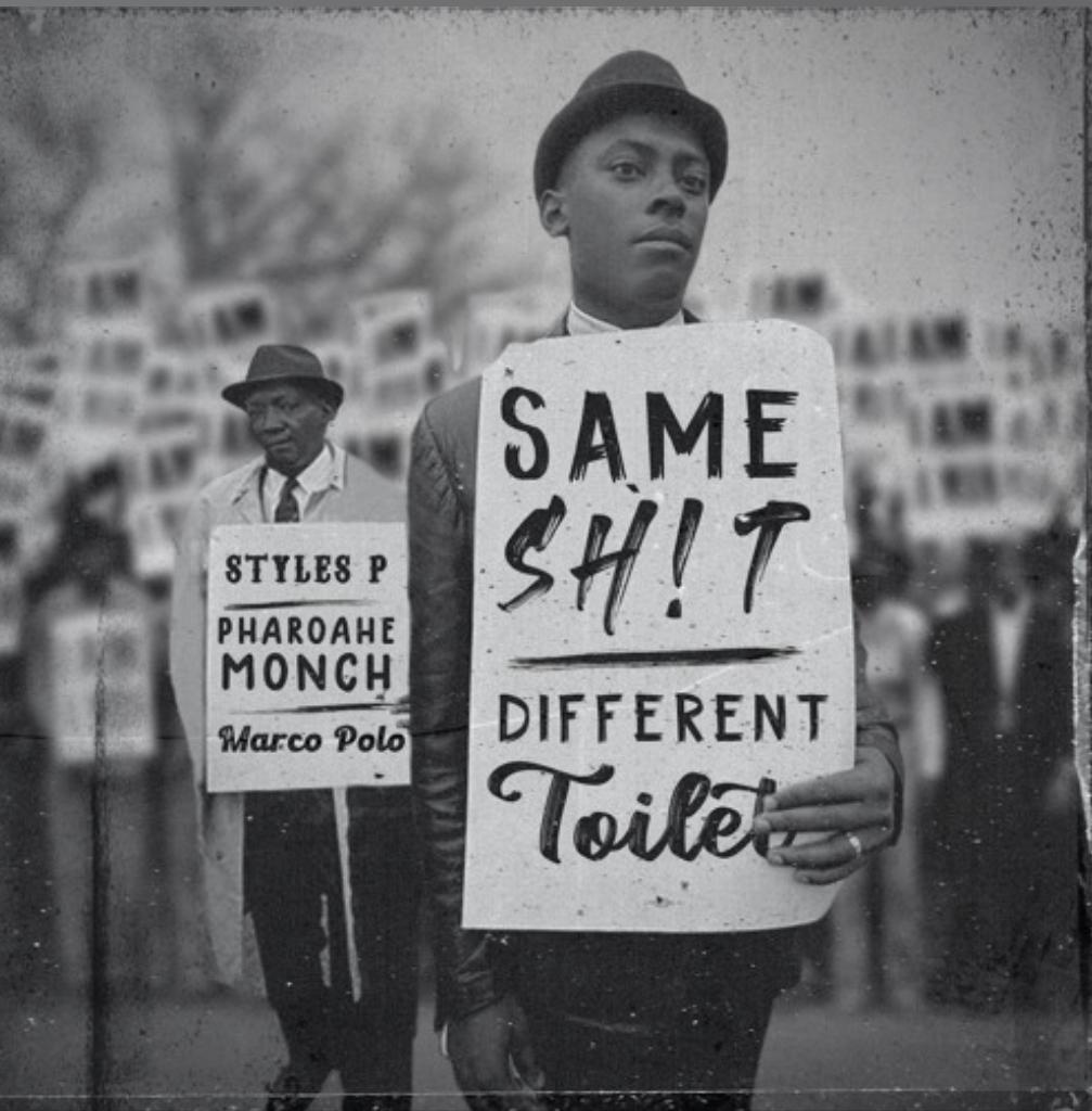 Pharoahe Monch - Same Sh!t, Different Toilet feat. Styles P | Single