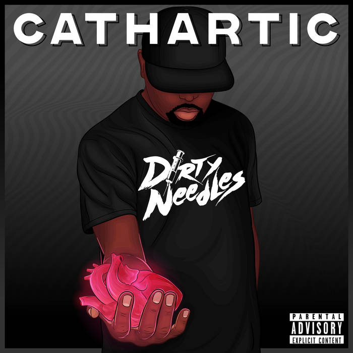 Dirty Needles - Cathartic [album] + Like Glue [video]