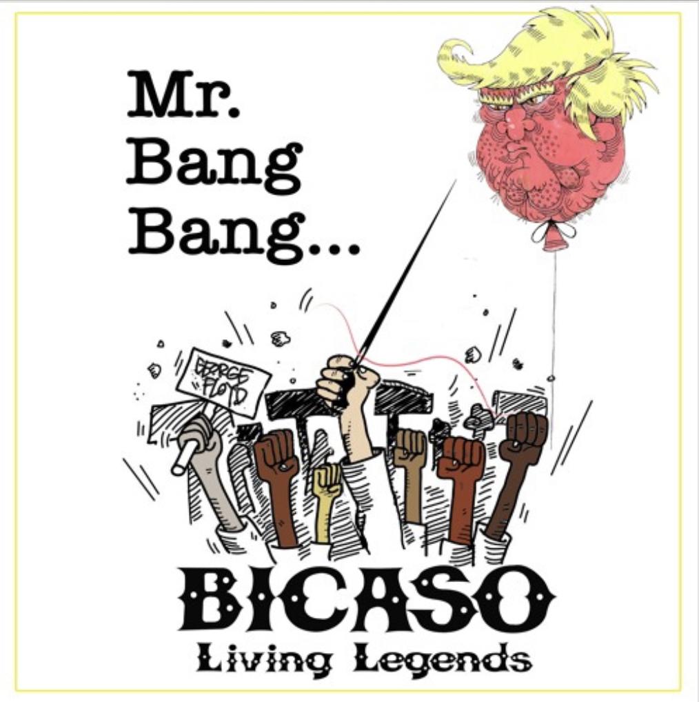 Nick Andre - Mr Bang Bang feat Bicasso of Living Legends