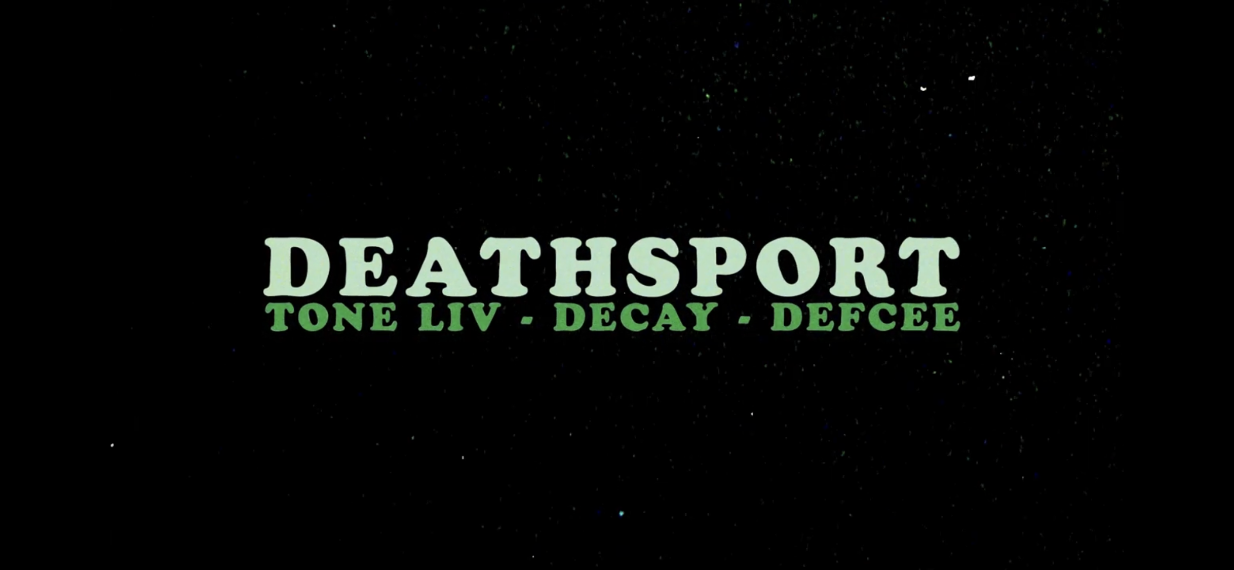 Tone Liv & Decay, the Llama - Deathsport (Animated video)