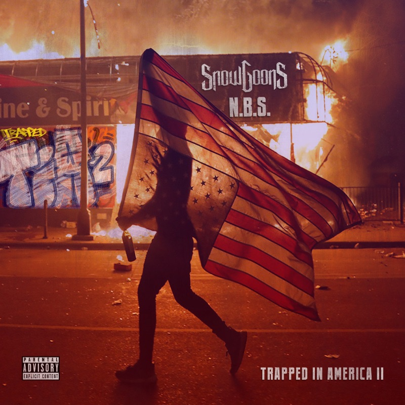 N.B.S. & Snowgoons - Trapped In America 2 (Promo Video)
