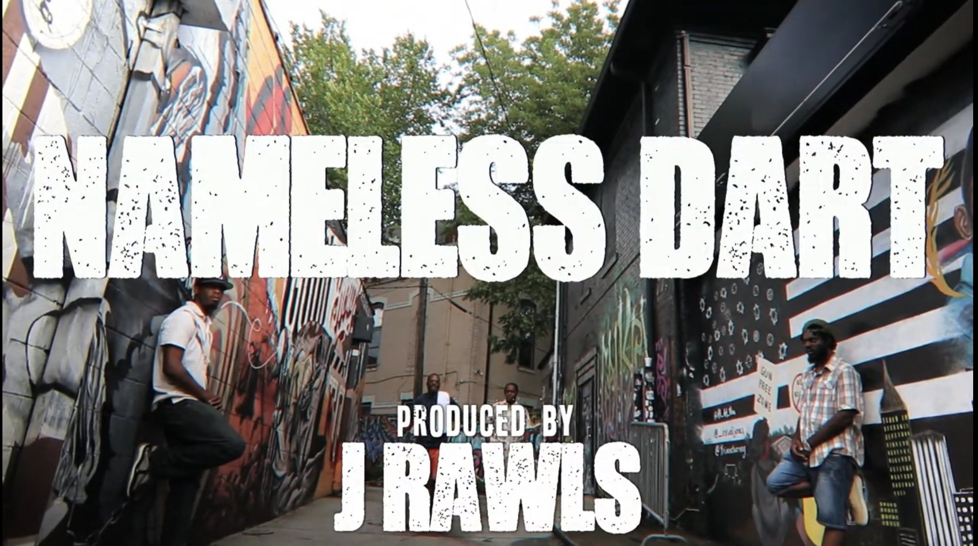 Eloh Kush x J.Rawls - Nameless Dart feat. Glorious ( Prod by JRawls) | VIDEO