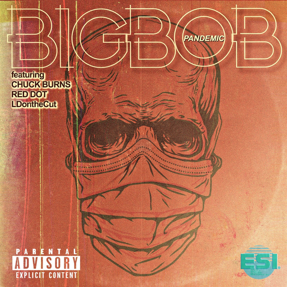 "BigBob ""Pandemic"" feat. Chuck Burns, Red Dot & LDontheCut Prod by BigBob"