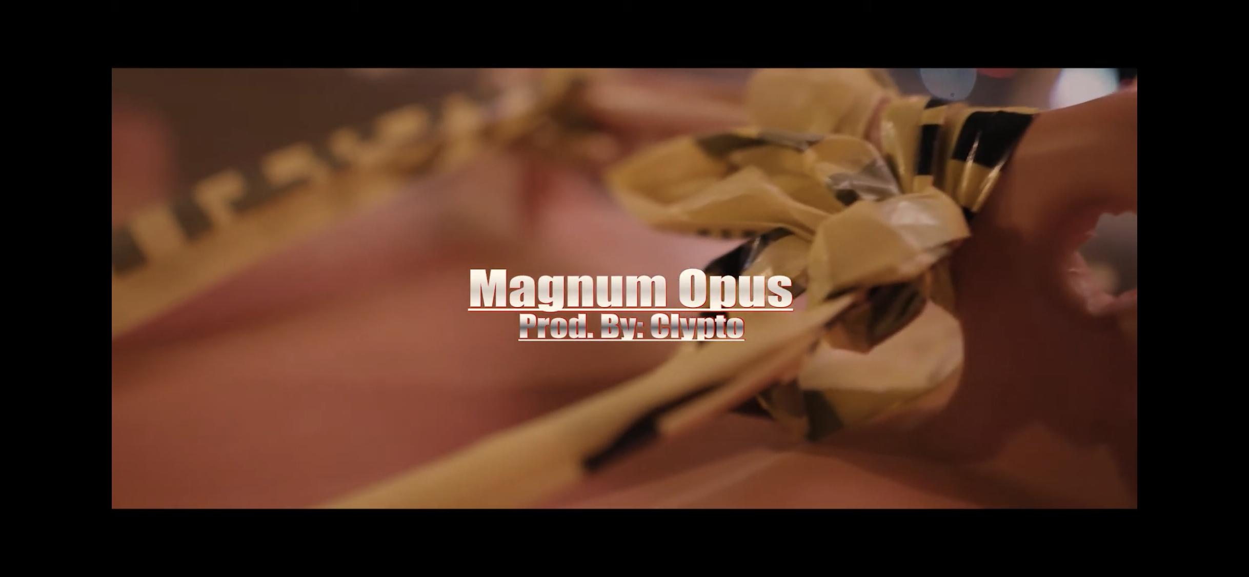 Supreme Cerebral - Magnum Opus (Prod. By: Clypto) {Official Music Video}