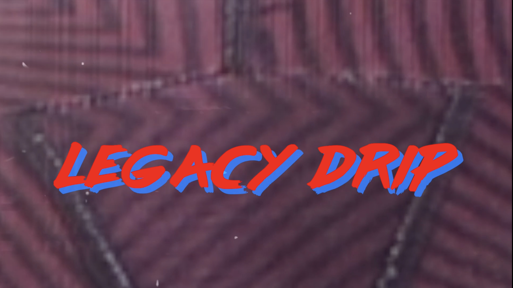 iNTeLL, GFTD & 2nd Generation Wu - LEGACY DRIP (Official Music Video)