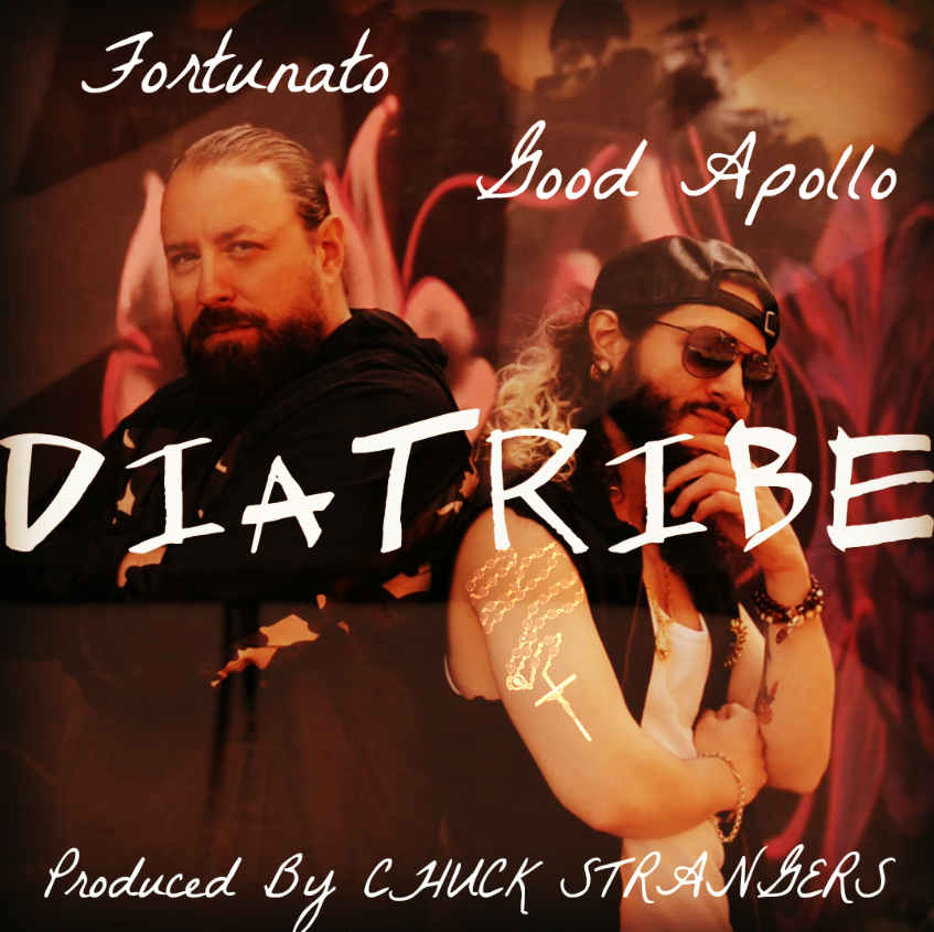 "Fortunato ""DiaTribe"" feat. Good Apollo (Official Video) Produced by Chuck Strangers"