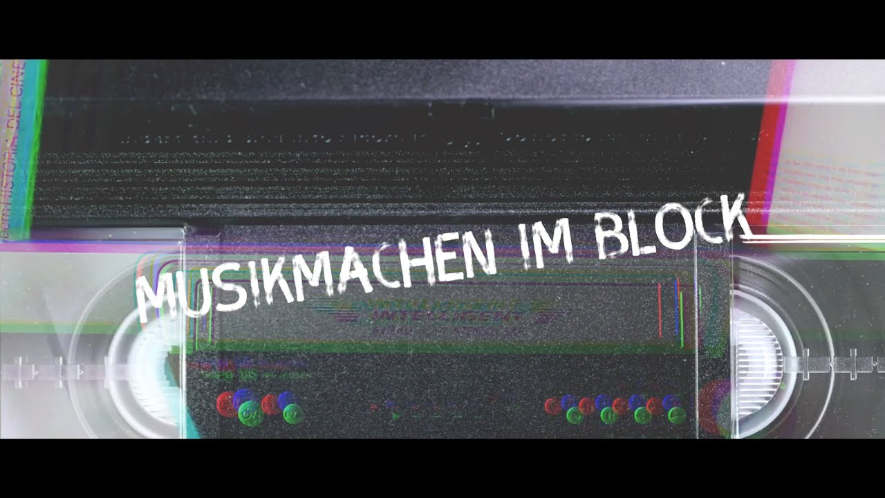 Hightauer x Soulcat E-Phife x Marie - MusikMachenImBlock (Official Video)