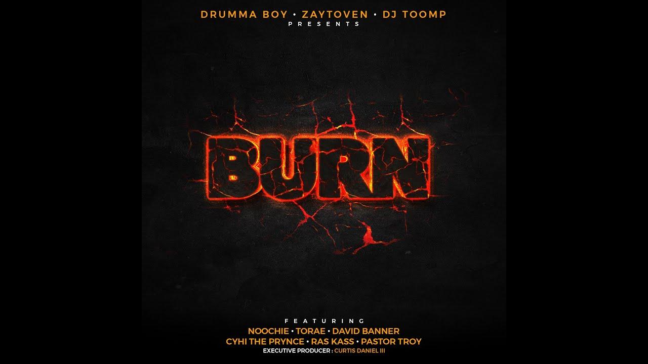 """Ras Kass """"Burn"""" (Music Video)"""