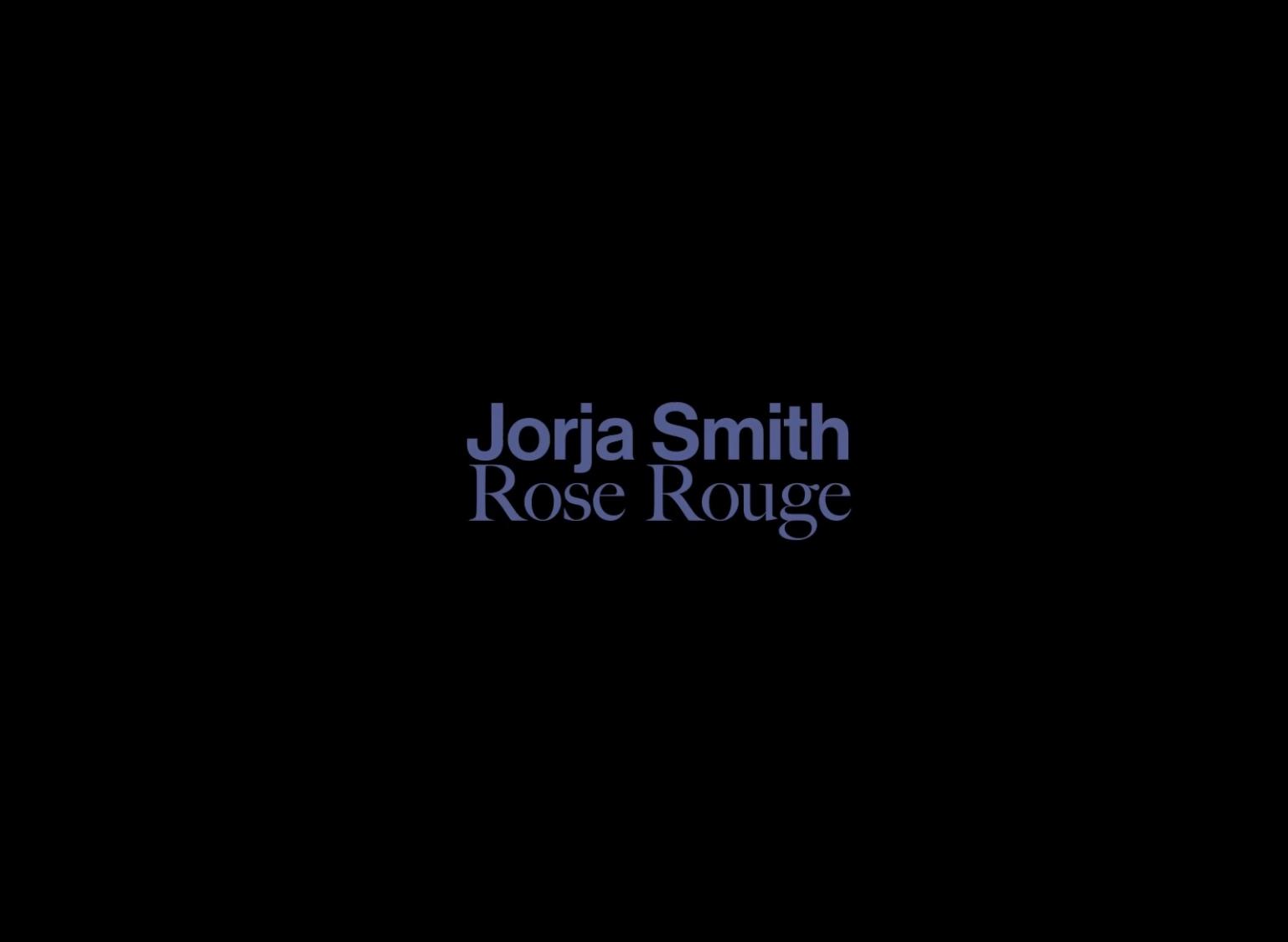 Jorja Smith - Rose Rouge | Video