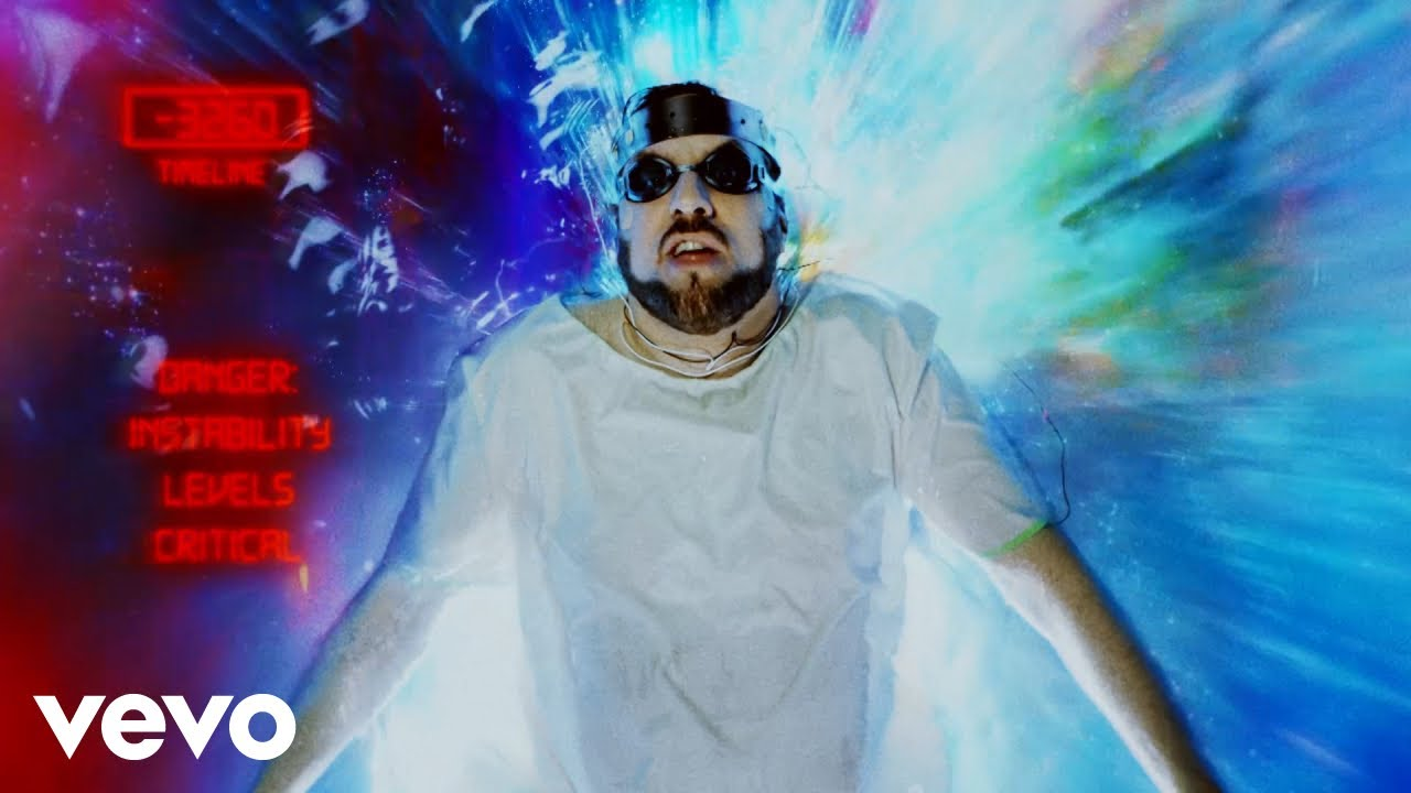 R.A. the Rugged Man - All Systems Go (Official Music Video)