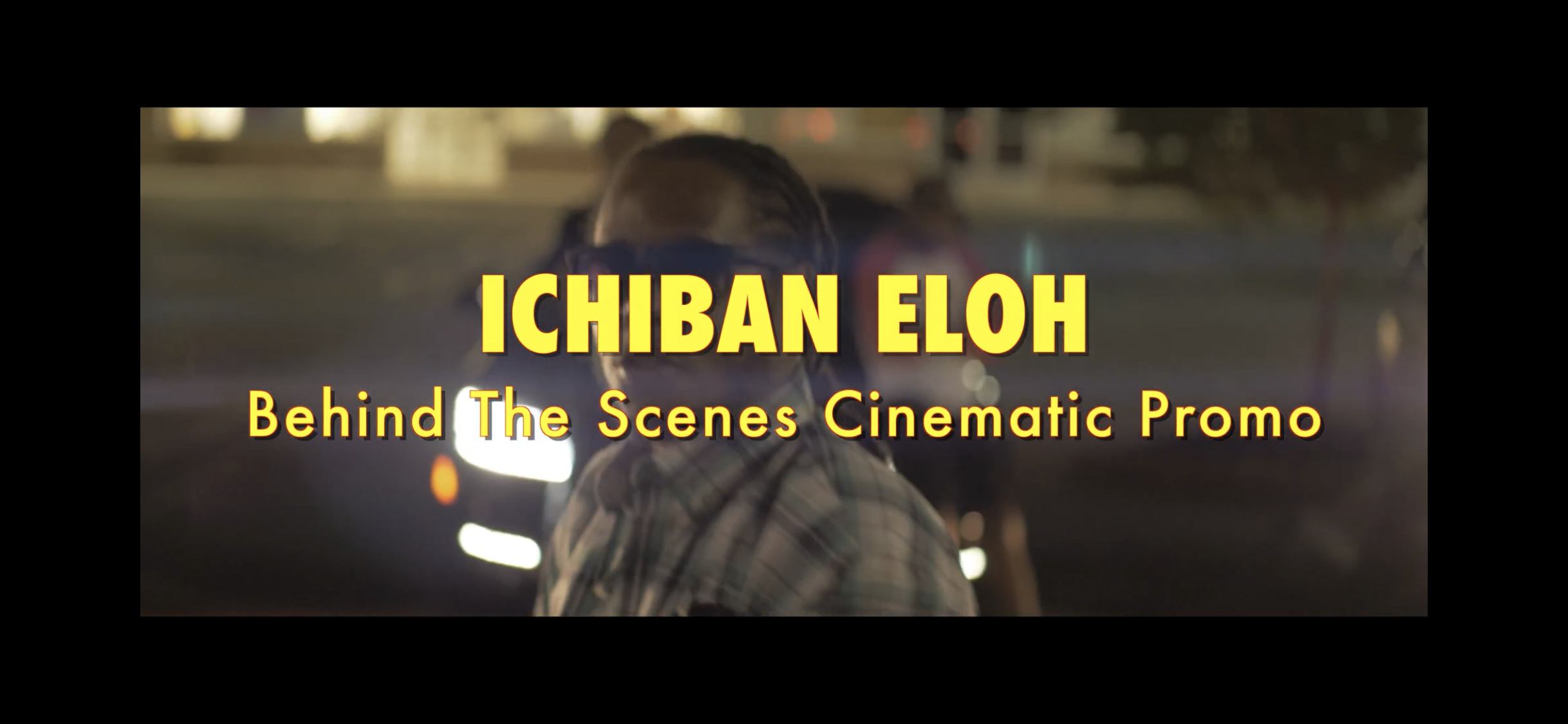 Behind the Scenes of Eloh Kush x Budamunk Video Shoot-(ICHIBAN ELOH) | Video
