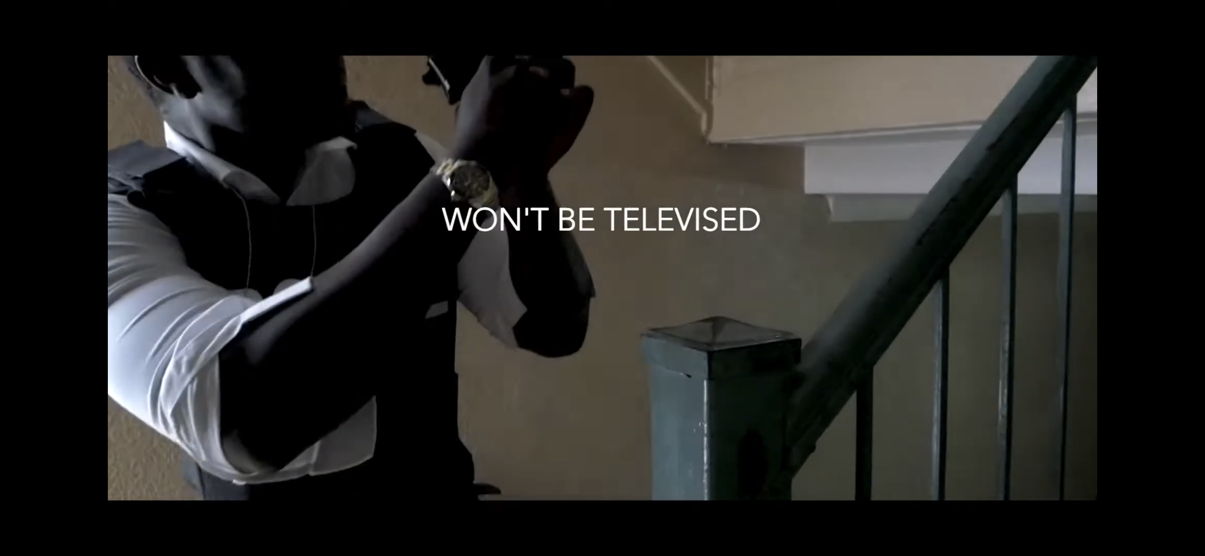 """Ruste Juxx & Amadeus 360 the Beat King """"Won't Be Televised"""" (Official Music Video)"""