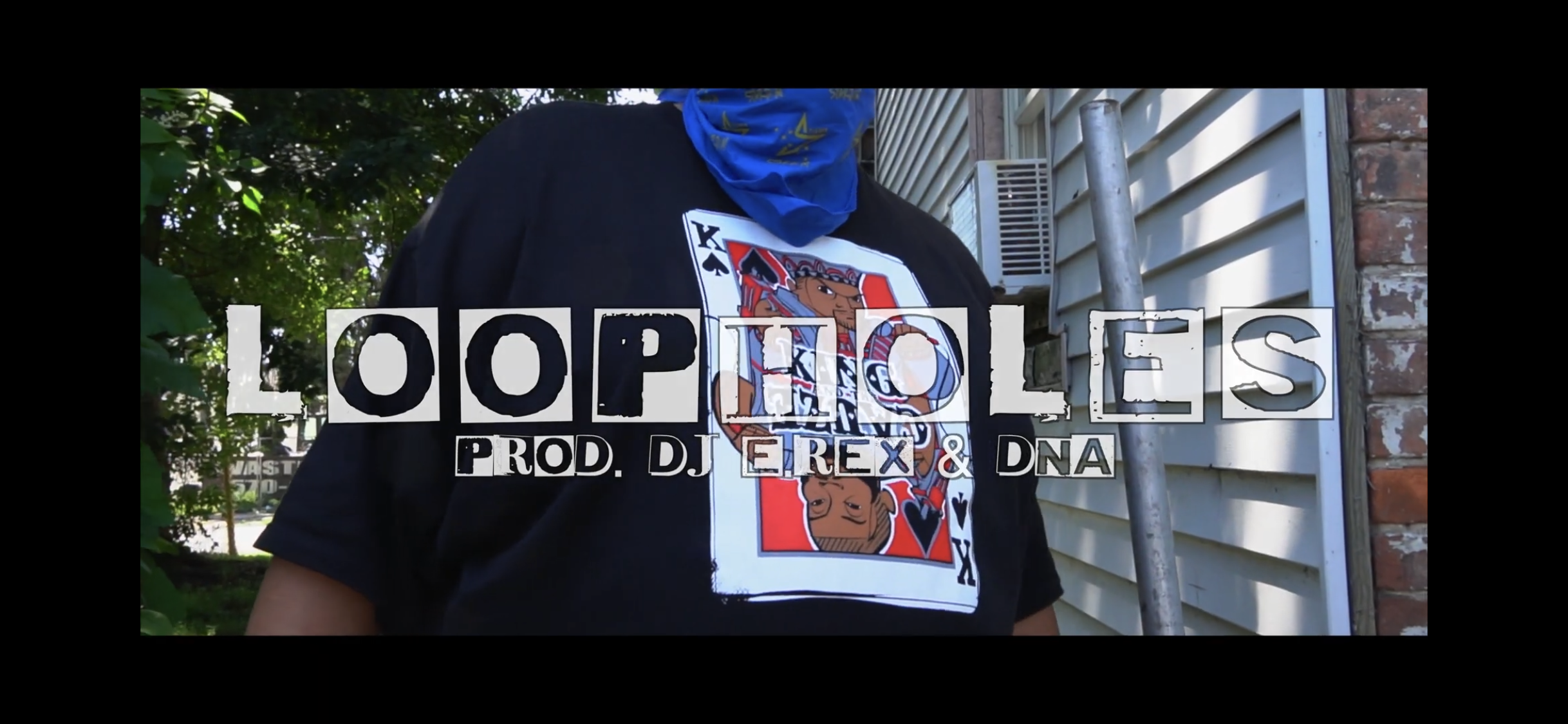 "King Magnetic and DJ E.REX ""Loopholes"" Music Video"