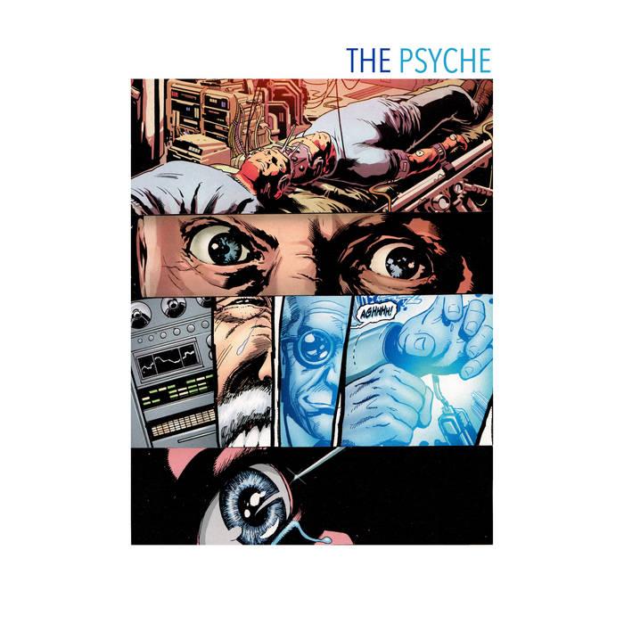 Nomad Carlos x The Artivist - The Psyche EP