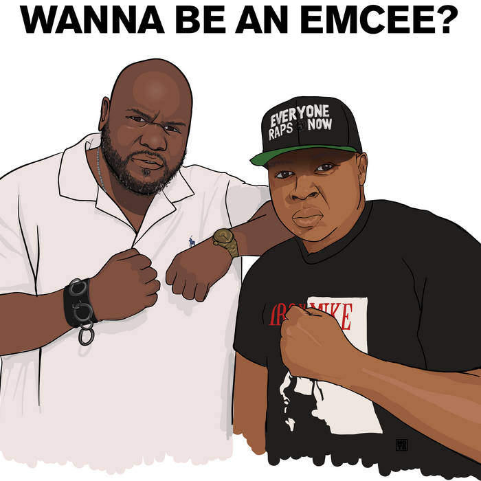Mykill Miers - Wanna Be An Emcee Remix feat. Bumpy Knuckles