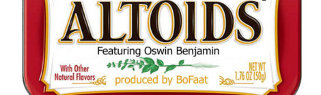 Taiyamo Denku - Altoids feat. Oswin Benjamin