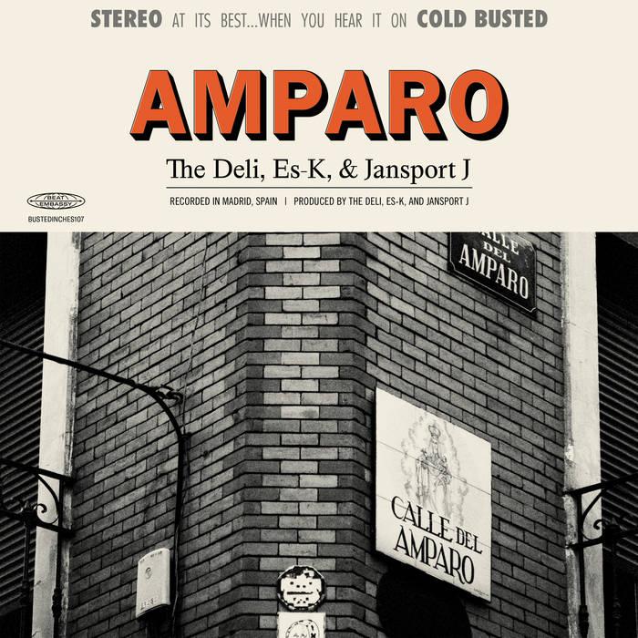 The Deli, Es-K, & Jansport J - Amparo   Album