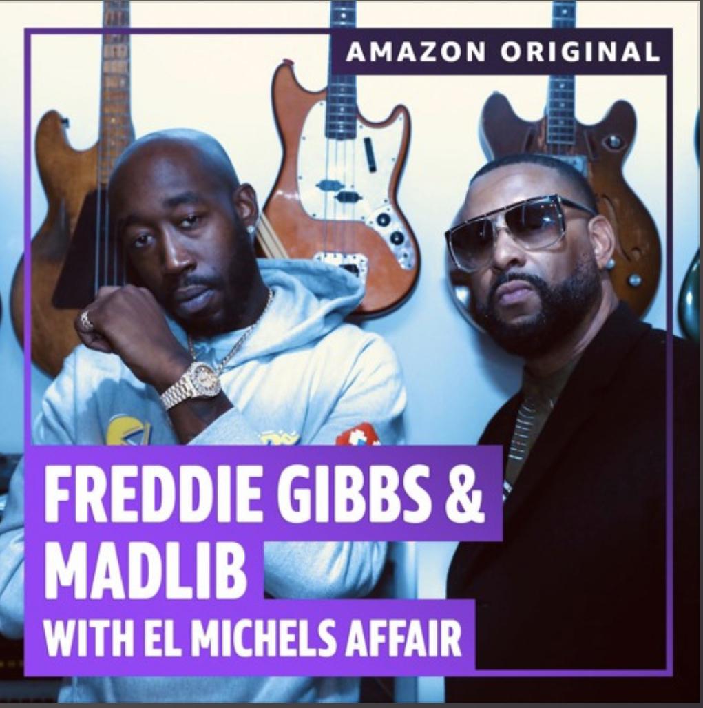 Freddie Gibbs & Madlib (with El Michels Affair) - The Diamond Mine Sessions (Amazon Original)