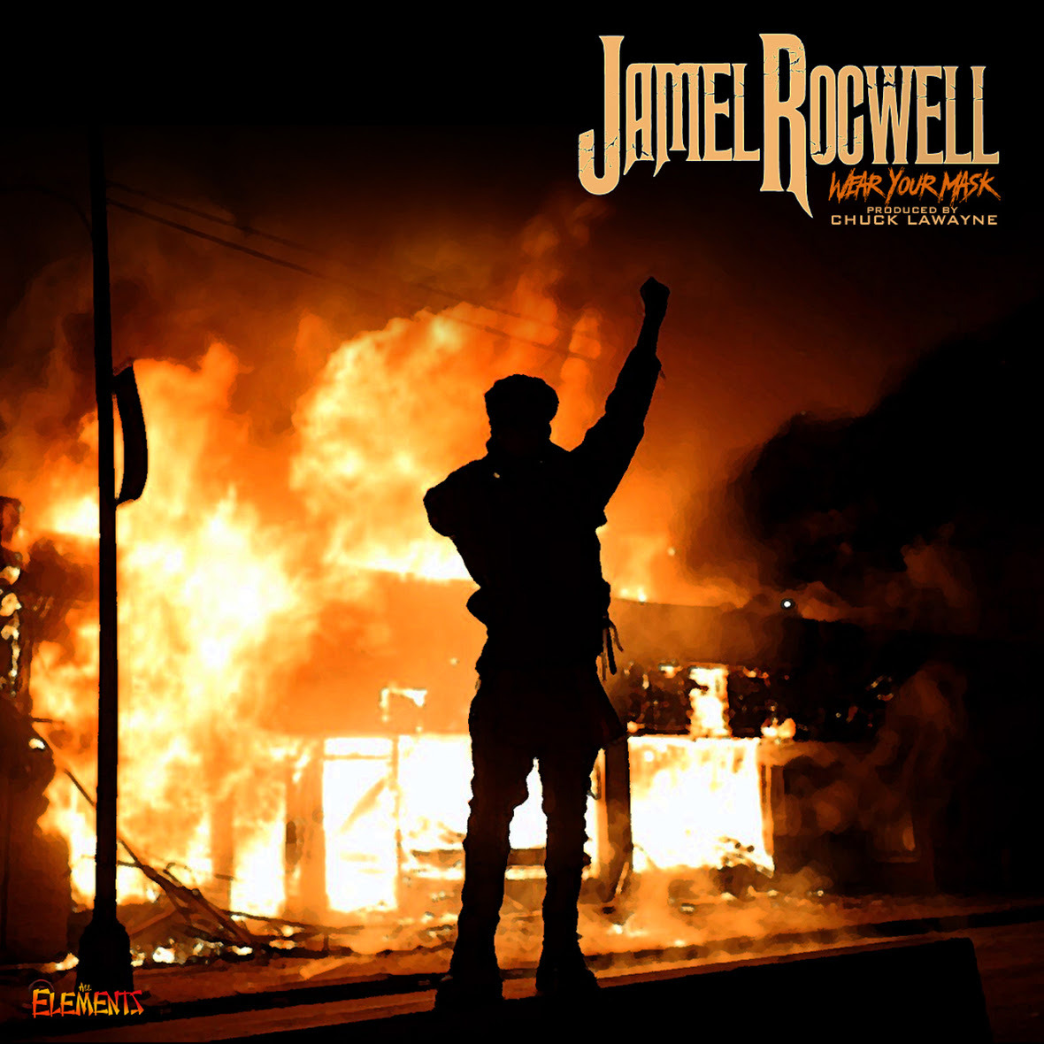 Jamel Rocwell - Wear Your Mask (Official Music Video)