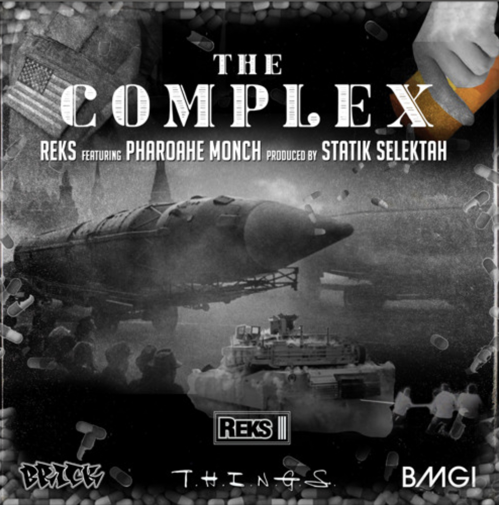 Reks - The Complex feat. Pharaohe Monch