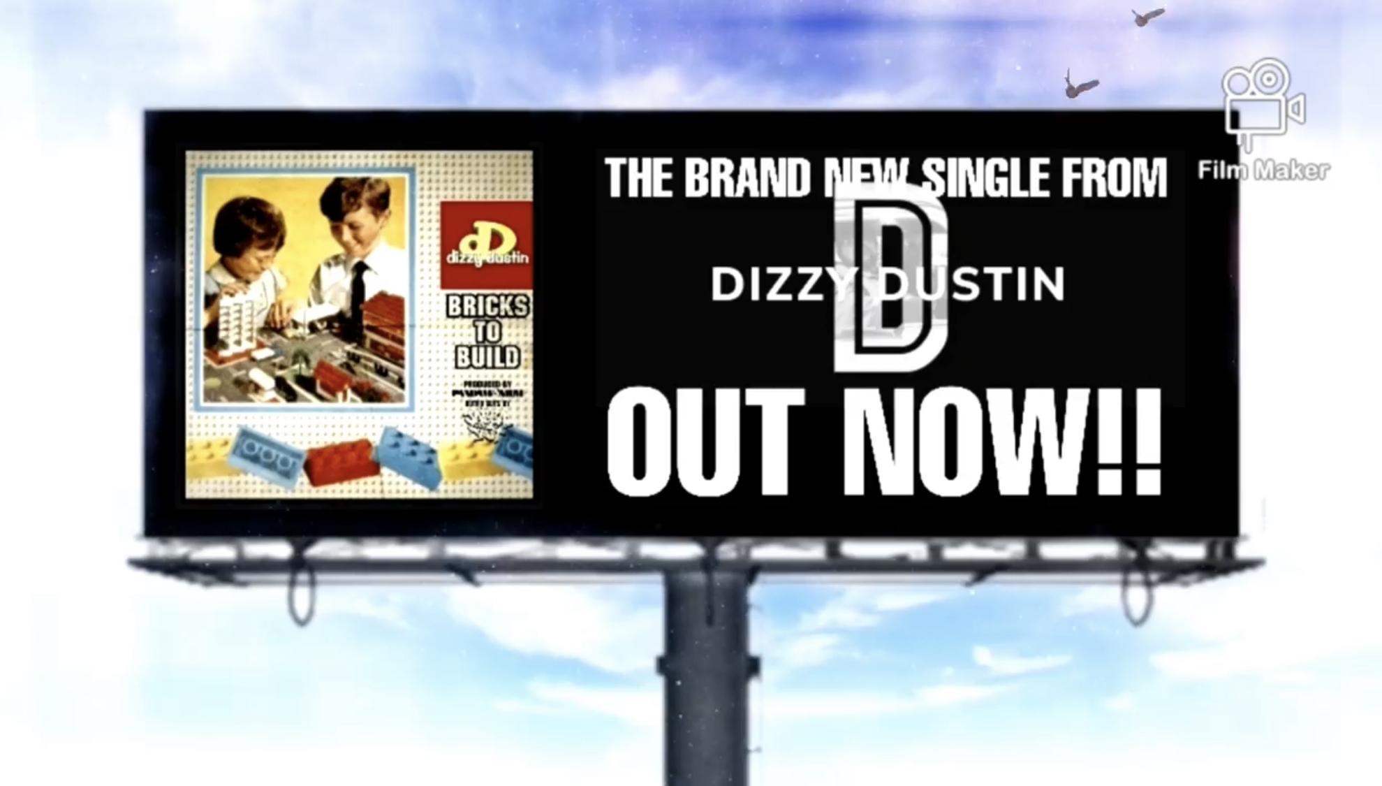 Dizzy Dustin - Bricks to Build   Audio