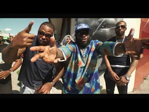 """Tek of Smif N Wessun """"The Illest"""" (Official Music Video)"""
