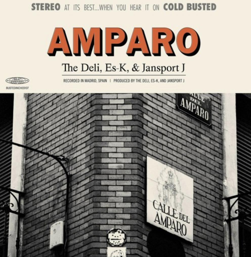 The Deli, Es-K, & Jansport J - Amparo (Cold Busted)