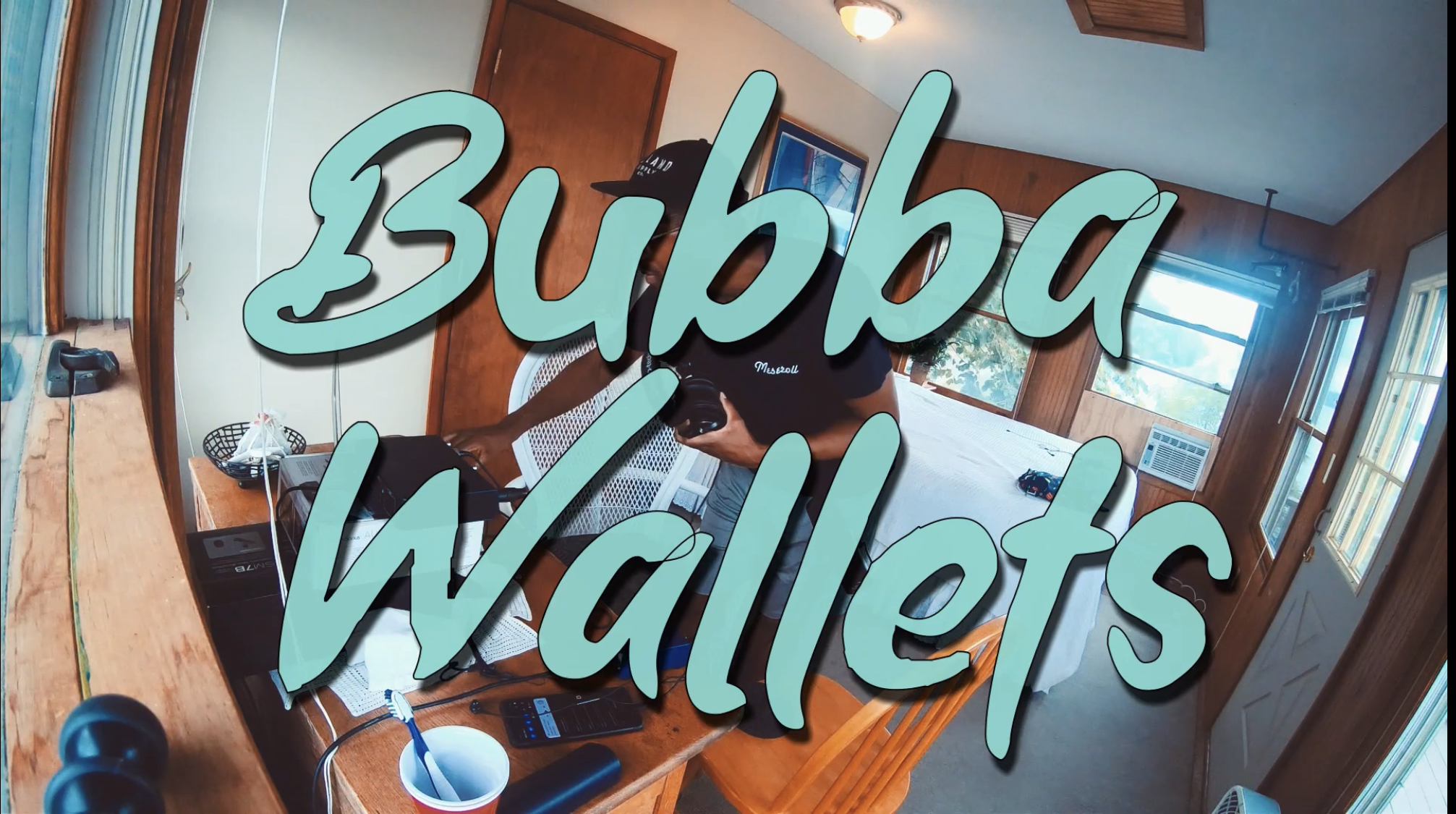 Charlie Smarts x Tony G - Bubba Wallets [video]