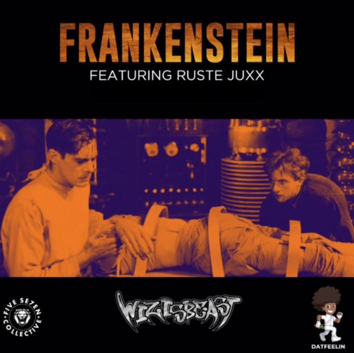 "wizisbeast ""Frankenstein"" feat. Ruste Juxx (Prod. By J57 & Rob Viktum)"