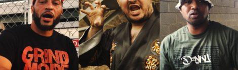 Taiyamo Denku - Open Fist feat. Duck City Music (prod. by Bo Faat) [video]