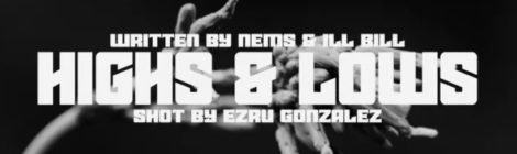 GORILLA TWINS (NEMS & ILL BILL) - HIGHS & LOWS (OFFICIAL VIDEO)