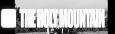 "Namir Blade ""The Holy Mountain"" [video/single]"