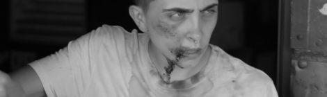 SHRAPKNEL (Curly Castro & PremRock) - Gun Metal Paint feat. Zilla Rocca [video]