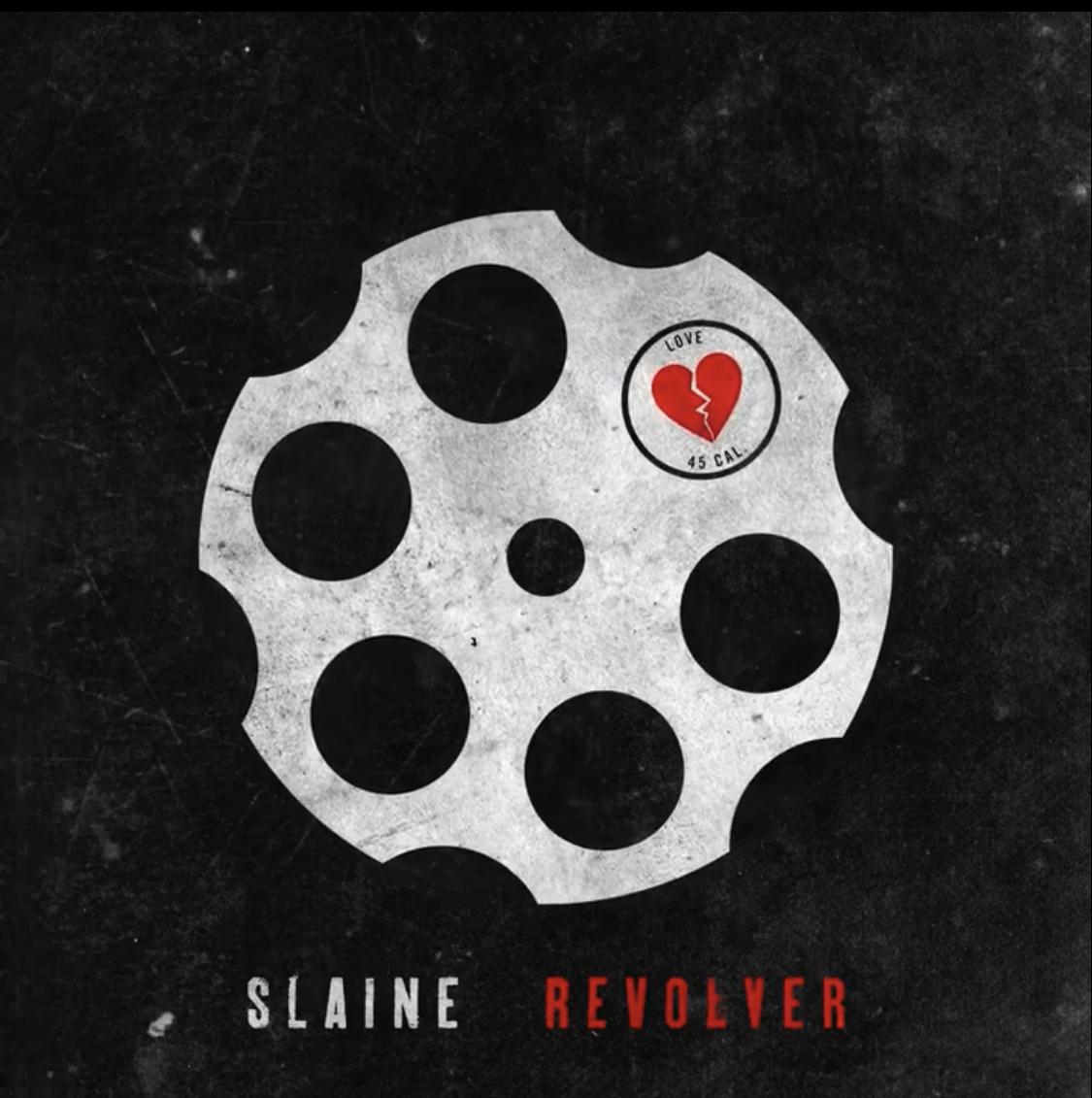 """Slaine """"Revolver"""""""