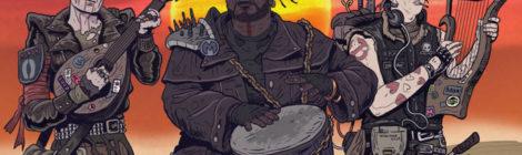 MC Frontalot & Mega Ran - Apocalypse Bards [audio]