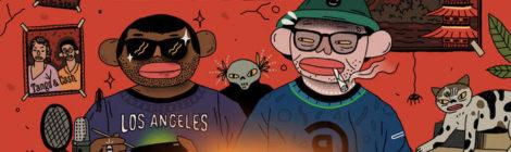 Phil A & Rasson Arigato - PHILAGATO [album] (feat. LMNO, Flashius Clayton, Jay NiCE & Isaac Sawyer)