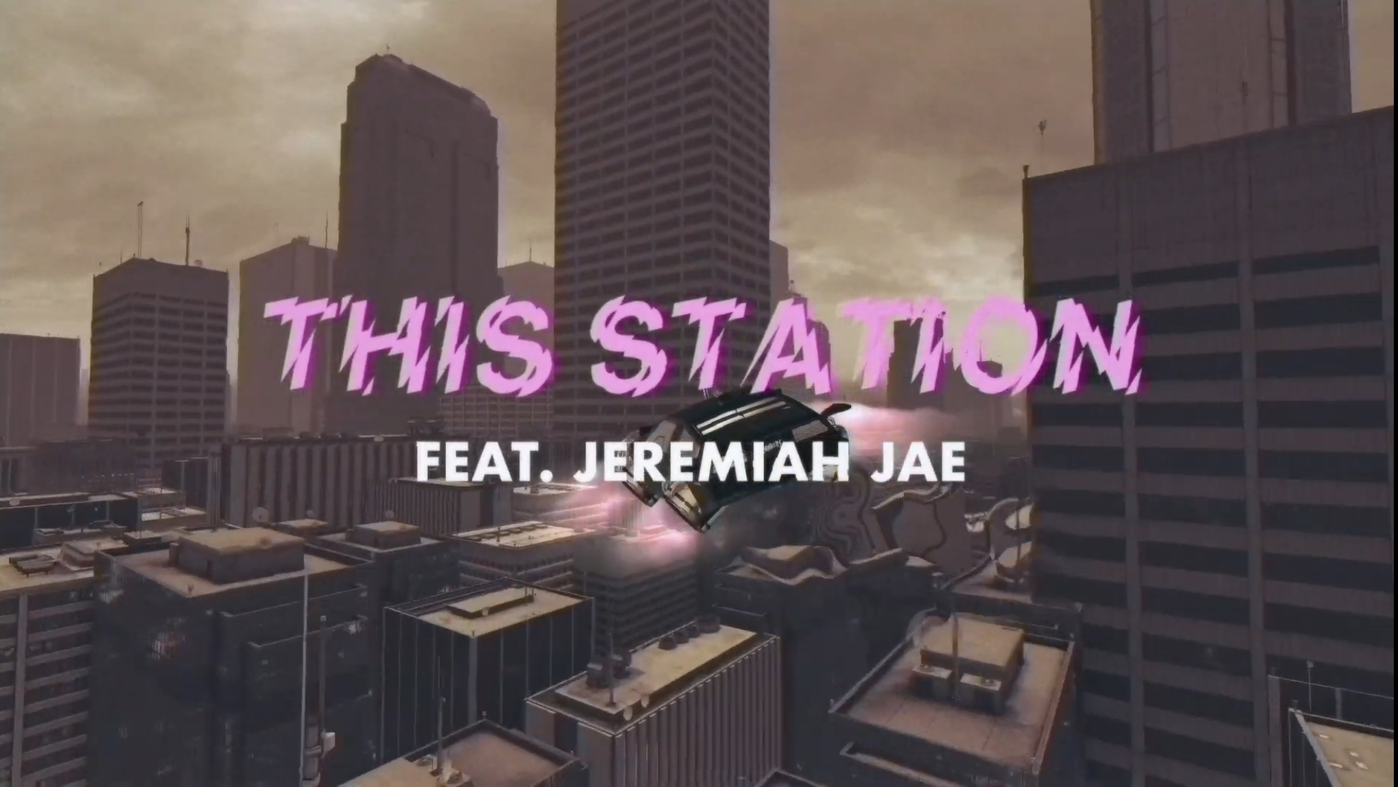 Quakers - This Station - feat. Jeremiah Jae [video]