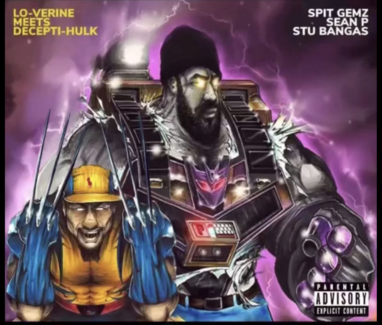 Spit Gemz and Stu Bangas featuring Sean Price (UNRELEASED SONG)