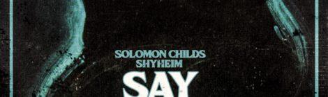 "BigBob & Solomon Childs ""Say Your Prayers"" feat. Shyheim (Cuts by LDontheCut)"