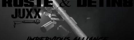 "Ruste Juxx & Detin8 ""Lockdown"" feat. Ikahnesis (Official Music Video)"