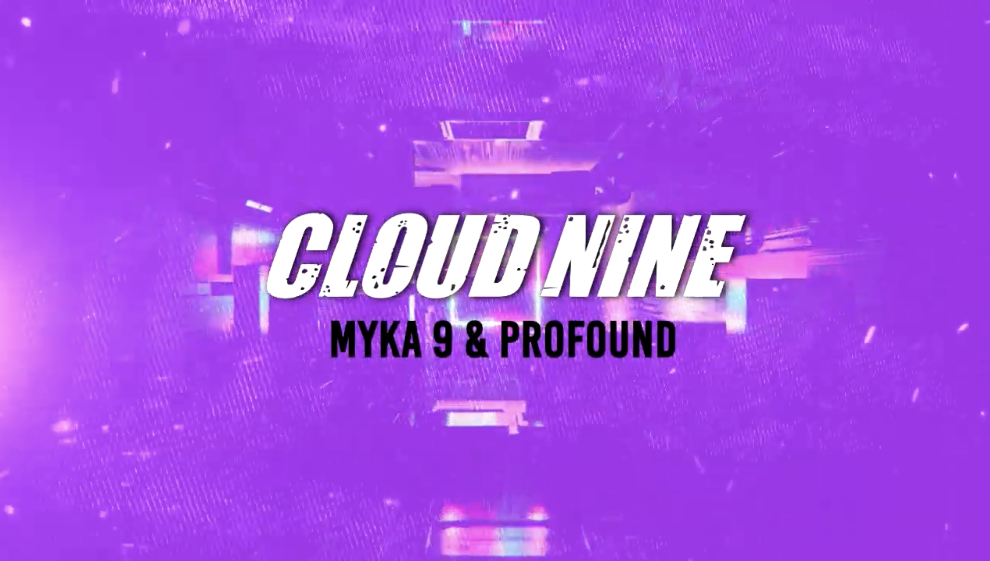 Myka 9 & Profound Beats - Cloud Nine | Lyric Video