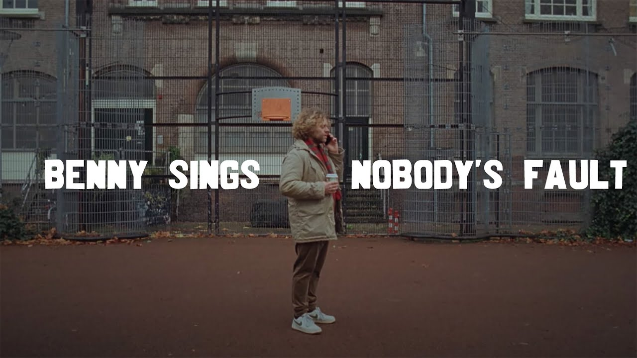 Benny Sings - Nobody's Fault - Feat. Tom Misch | Video