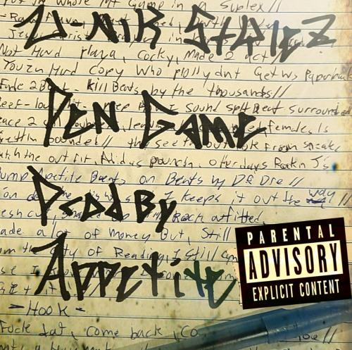 "U-Nik Stylez ""Pen Game"" Produced by Appetite"