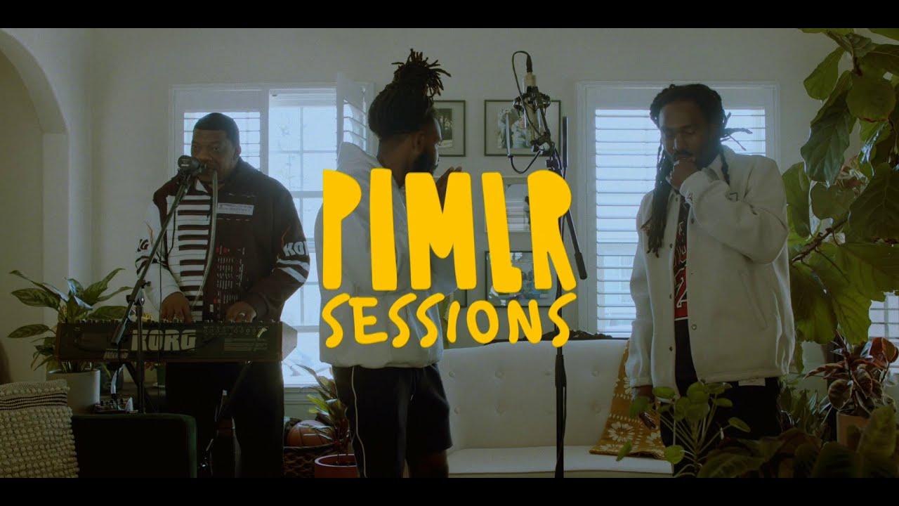 THURZ - PIMLR Sessions: Rude [video]