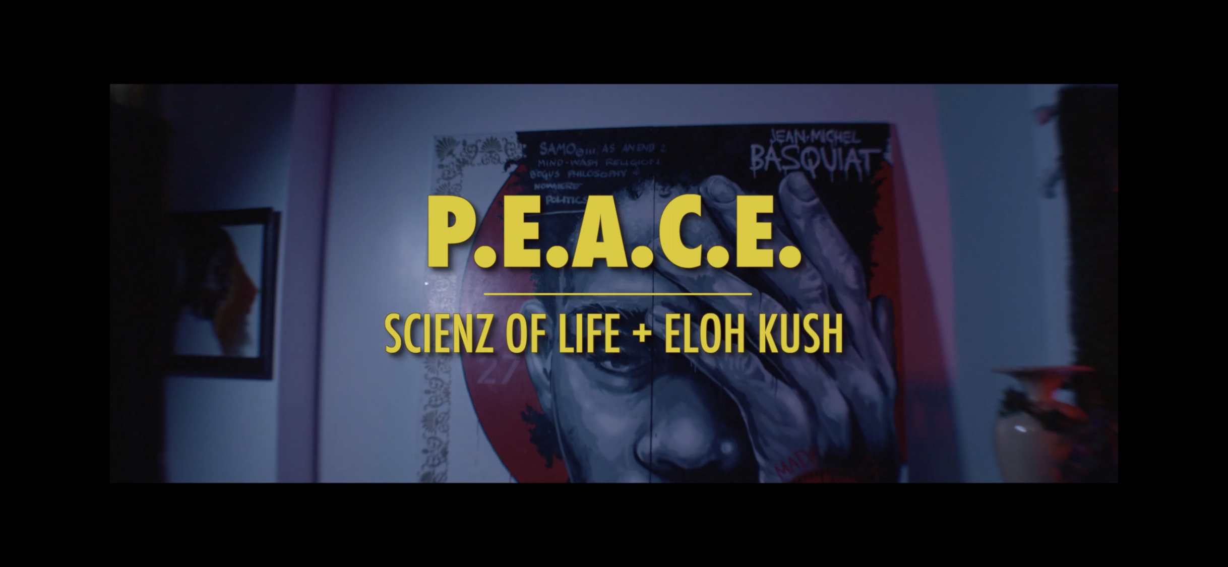 Scienz of Life & Eloh Kush - P.E.A.C.E (VIDEO)