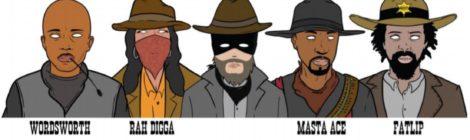 Montener The Menace - High Noon feat. Masta Ace, Rah Digga, Wordsworth & Fatlip [video]