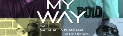 "Beneficence & Confidence ""My Way"" feat. Masta Ace & Phantasm (of Cella Dwellas)"