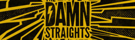 The Damn Straights (Herbal T & Lack of Afro) - The Damn Straights EP